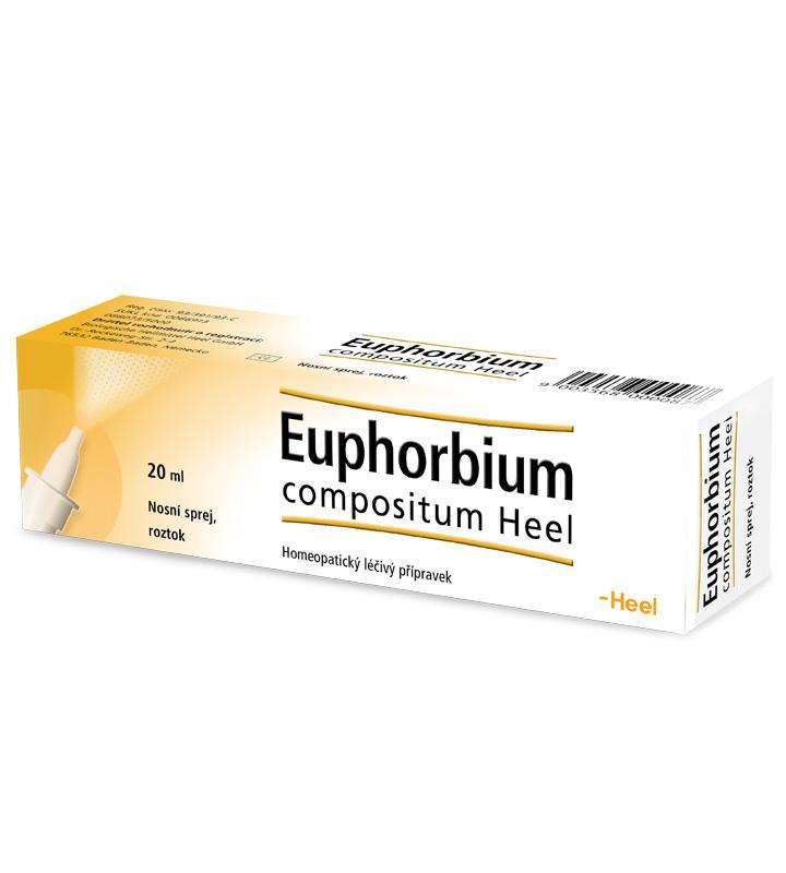 Homeopatická léčba rýmy